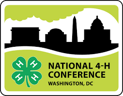 National 4-H Conference logo