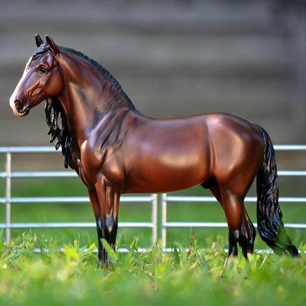 photo of model horse